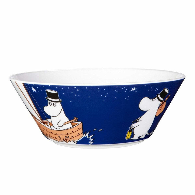 Moominpappa Sailing bowl by Arabia - The Official Moomin Shop