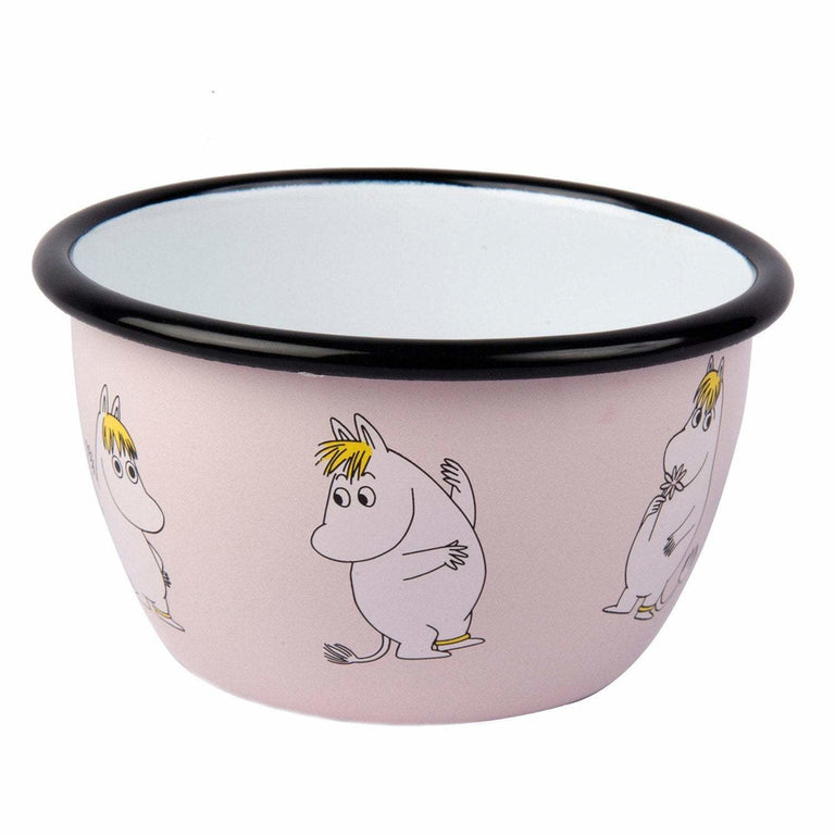 Moomin Snorkmaiden Bowl 6 dl pink - Muurla - The Official Moomin Shop