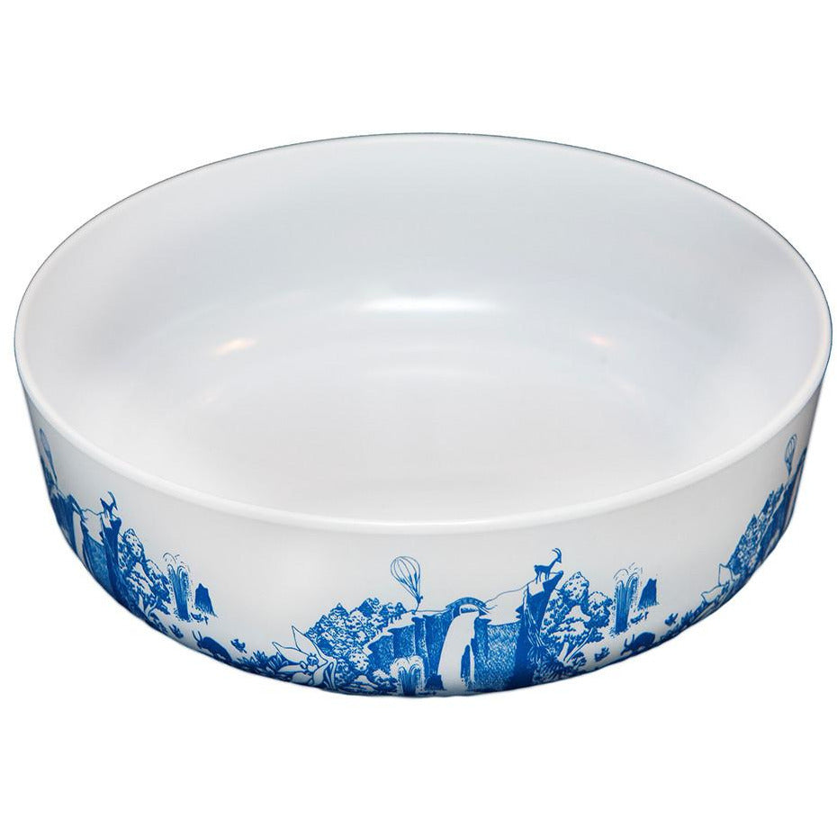 Tove Nordic Moomin bowl 22 cm by Opto Design - The Official Moomin Shop