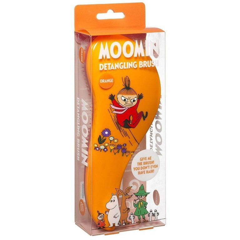 Little My Detangling Brush - The Official Moomin Shop