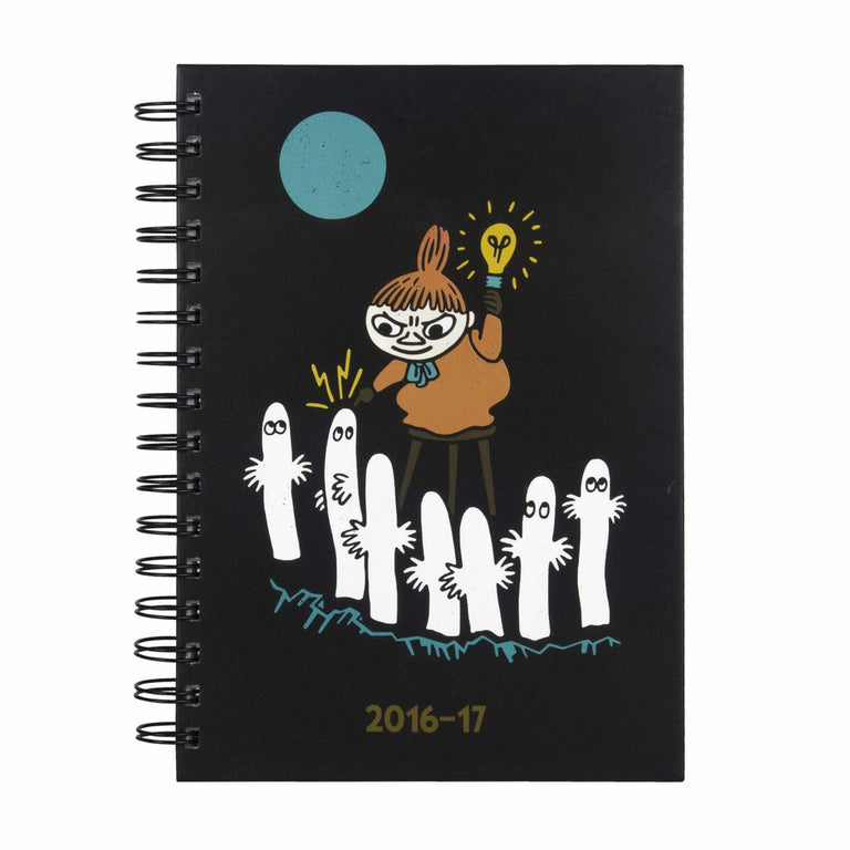 Little My calendar 2016-2017 - The Official Moomin Shop
