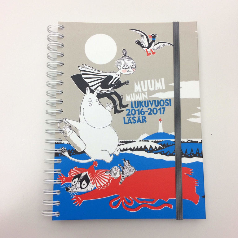 Moomin school calendar 2016-2017 - The Official Moomin Shop