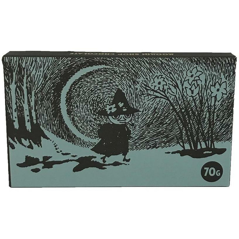 Moomin Shop dark chocolate - The Official Moomin Shop