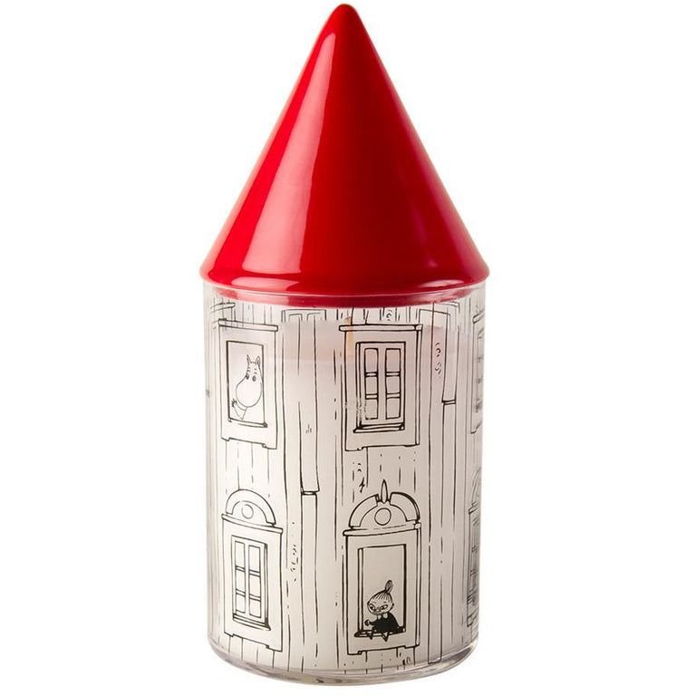 Moominhouse candle with extinguisher by Muurla - The Official Moomin Shop
