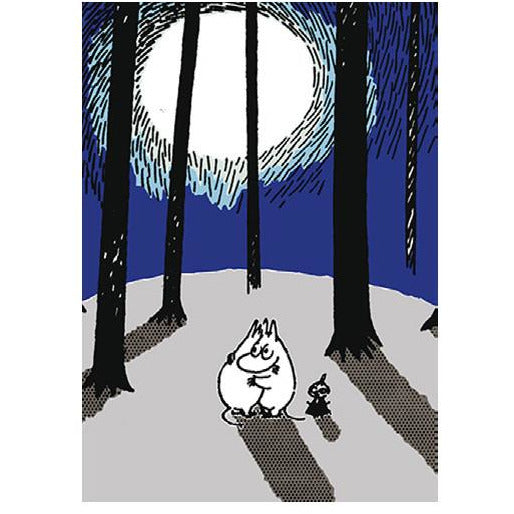 Postcard set of 10 by Putinki - The Official Moomin Shop