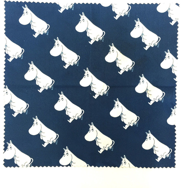 Moomintroll Microfiber Cleaning cloth - TMF Trade - The Official Moomin Shop