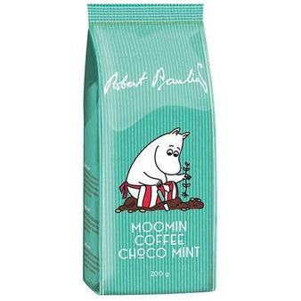 Moomin Coffee Choco Mint by Robert Paulig