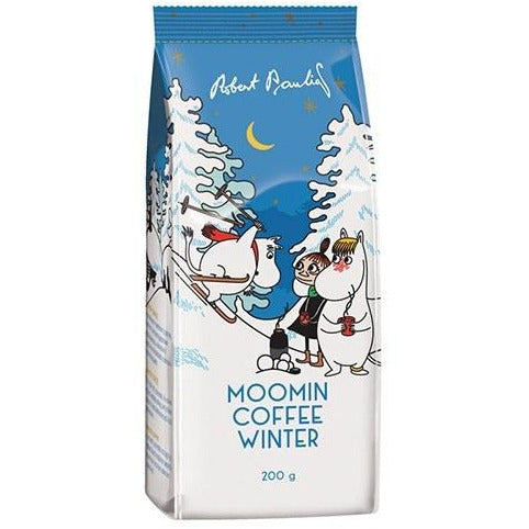 Moomin Coffee Winter Blend by Robert Paulig - The Official Moomin Shop
