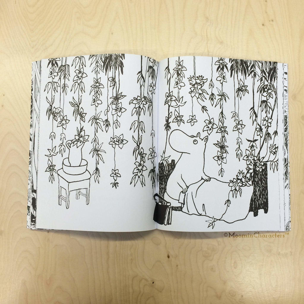 The Moomin Colouring Book - The Official Moomin Shop