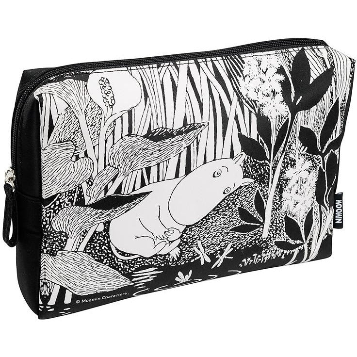 Moomintroll dreaming make up pouch by Cailap - The Official Moomin Shop