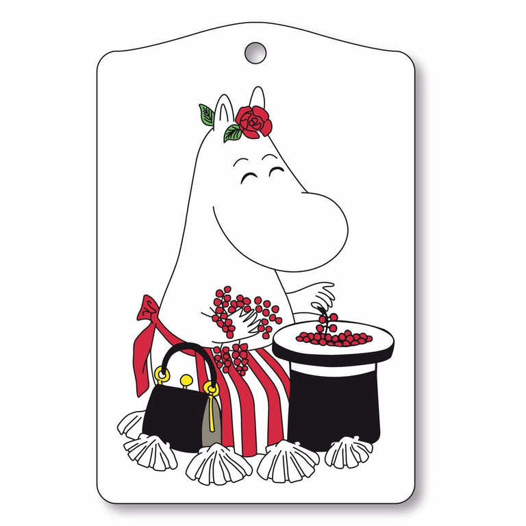 Moominmamma cutting board 30x20cm - The Official Moomin Shop