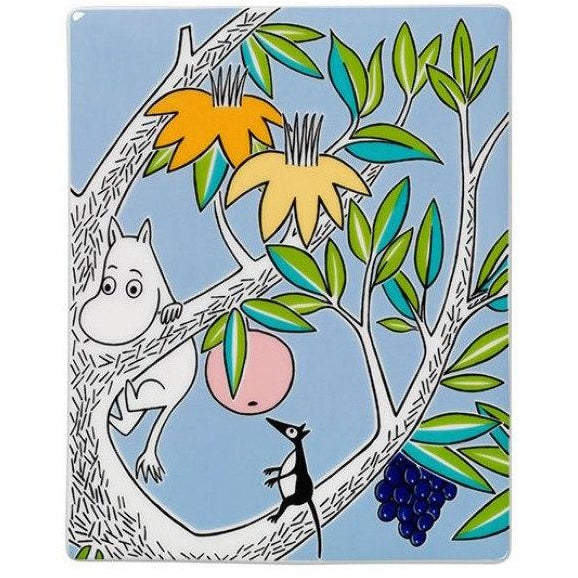 Moomin deco tree Moomintroll by Arabia - The Official Moomin Shop