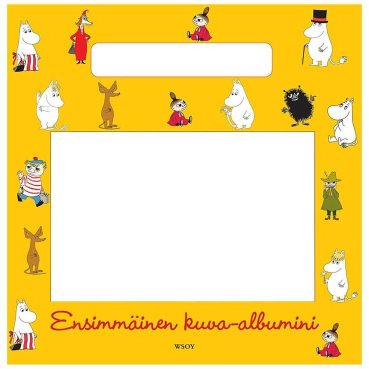 My first Moomin photo album - The Official Moomin Shop