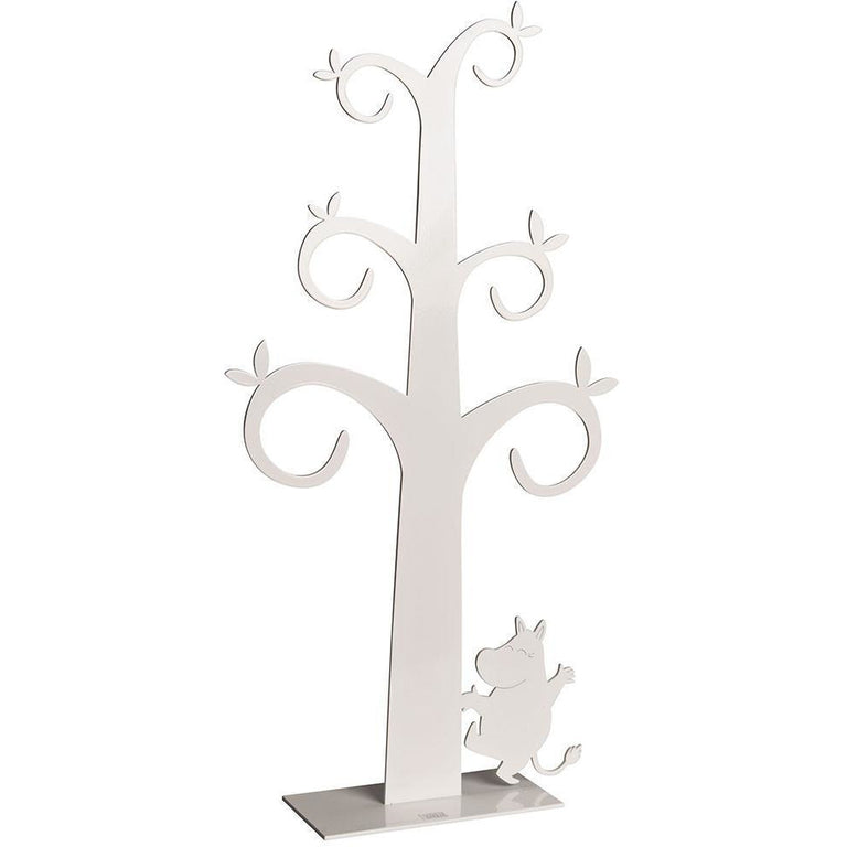 White Moomin jewellery tree by Pluto Produkter - The Official Moomin Shop