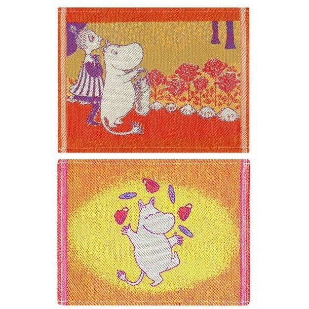 Home & Juggle dishcloth 2-pack by Ekelund - The Official Moomin Shop