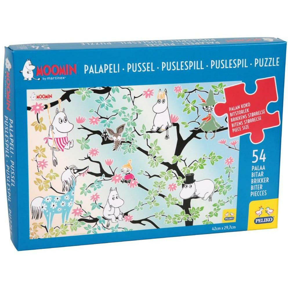 Moomin Jigsaw Puzzle 54 Pcs - Martinex - The Official Moomin Shop