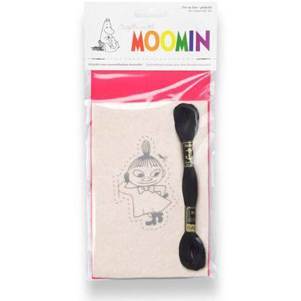 Embroidery kit Little My - The Official Moomin Shop
