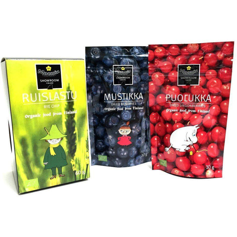 Moomin Superfood Snack Box by Showroom Finland - The Official Moomin Shop
