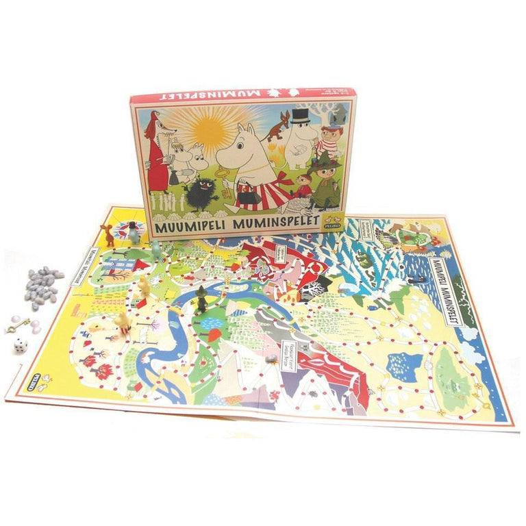 Christmas Hope: Moomin Game (Muumipeli) - The Official Moomin Shop