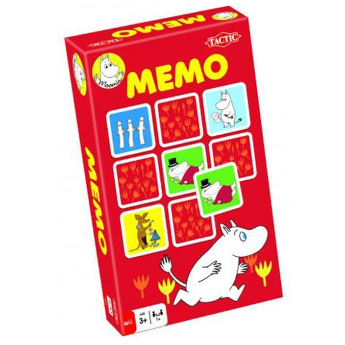 Moomin Memo Game - The Official Moomin Shop