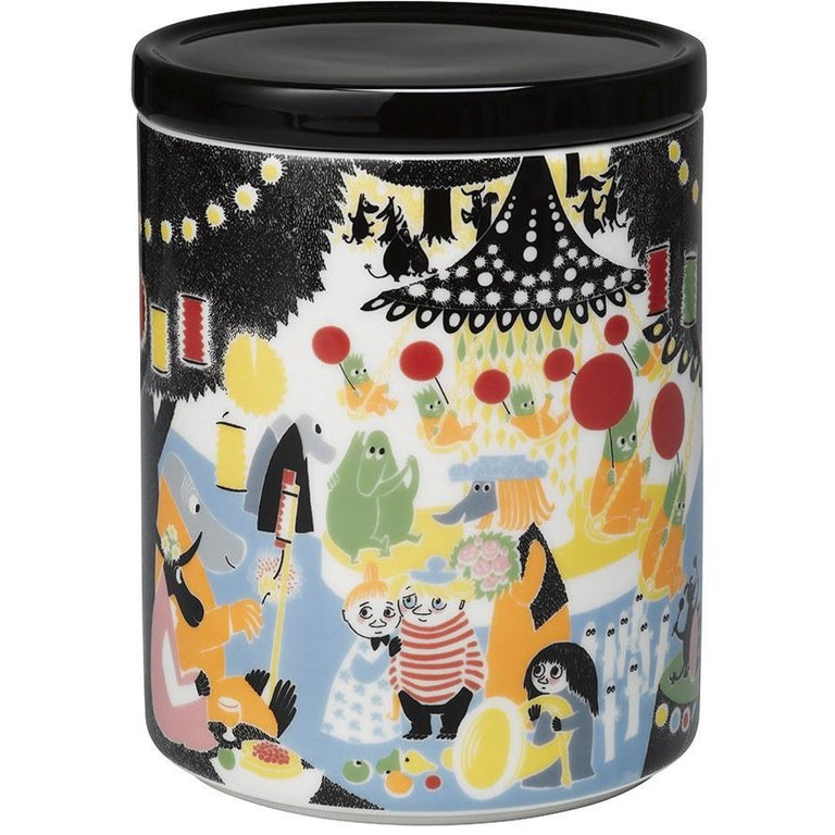 Moomin Friendship Jar 1,2 l by Arabia - The Official Moomin Shop