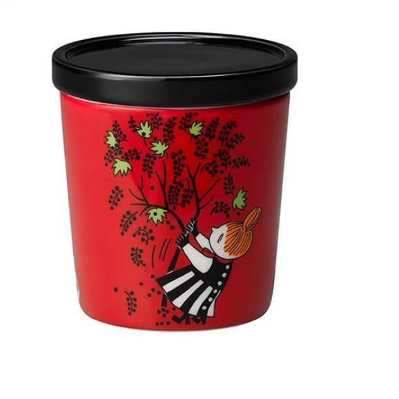 Moomin jar Little My's day 0,3l by Arabia - The Official Moomin Shop