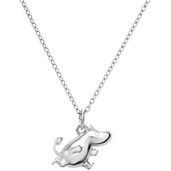 Moomin sterling silver pendant by Saurum