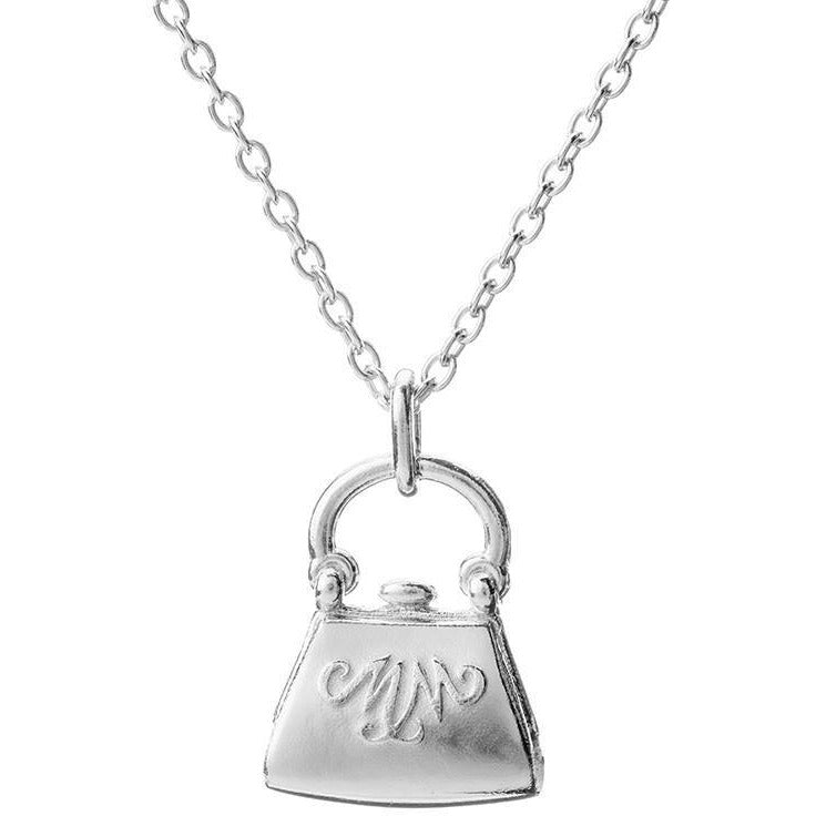 Moominmamma's handbag sterling silver pendant by Saurum - The Official Moomin Shop