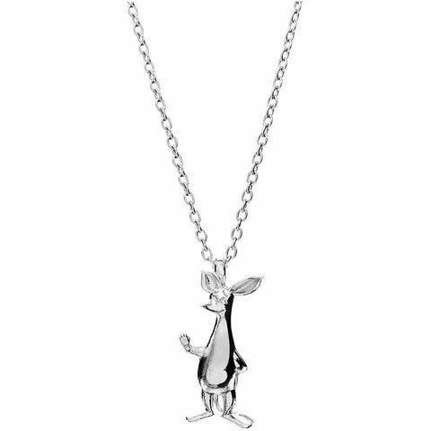 Snorkmaiden sterling silver pendant by Saurum – The Official Moomin Shop fc95c17336