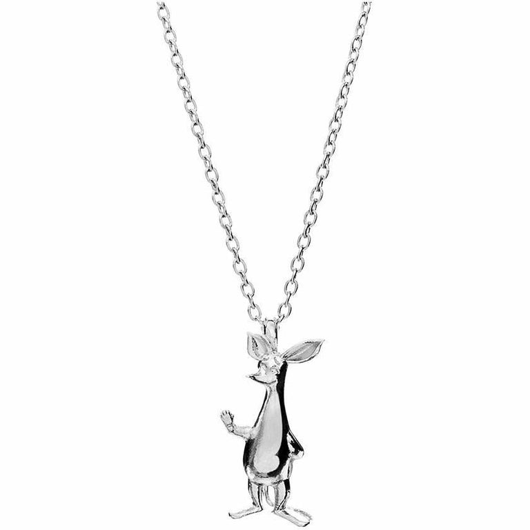 Sniff sterling silver pendant by Saurum - The Official Moomin Shop