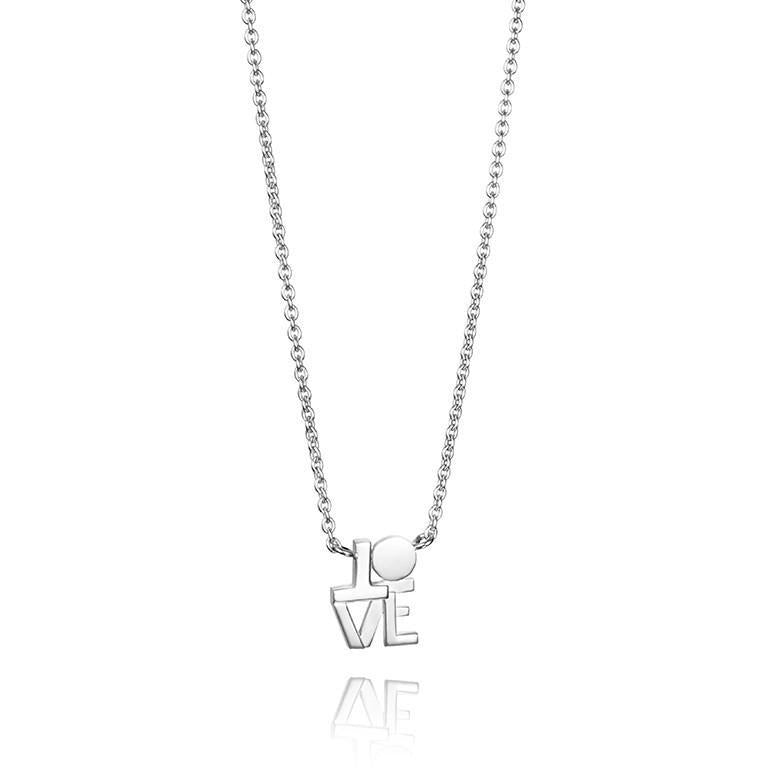 Tove With Love Necklace by Efva Attling - The Official Moomin Shop