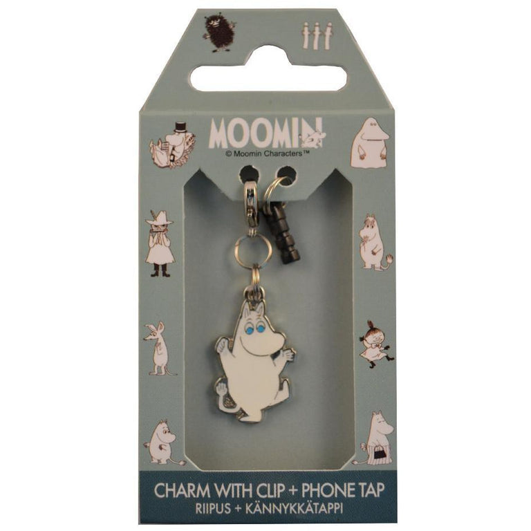 Moomintroll phone charm - The Official Moomin Shop