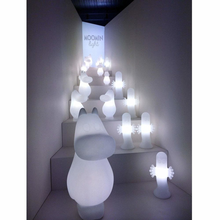 The Moomintroll lamp small - The Official Moomin Shop