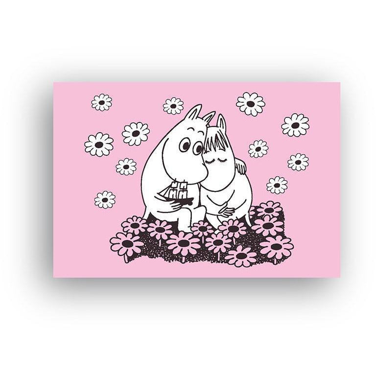 Moomin Love magnet - The Official Moomin Shop