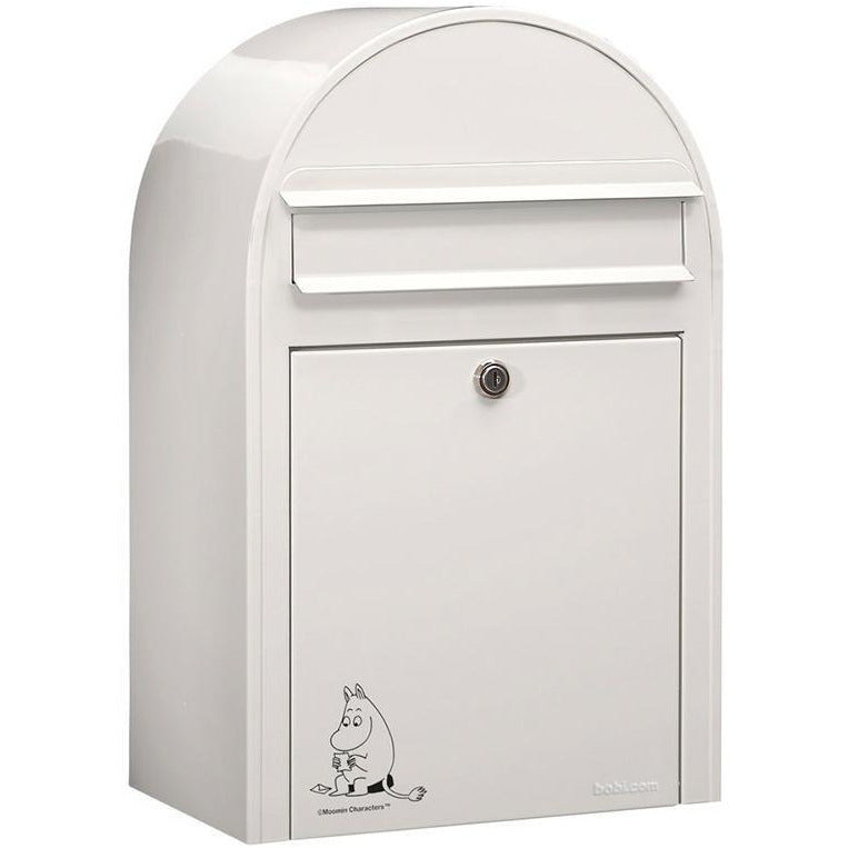 Moomintroll reading mailbox by BOBI - The Official Moomin Shop
