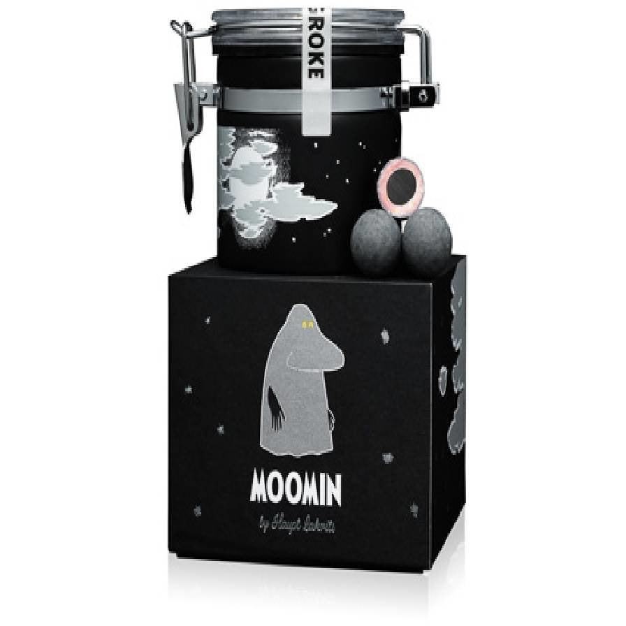 Groke Liquorice - Haupt Lakrits - The Official Moomin Shop