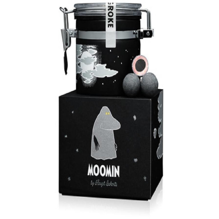 Moomin Groke Liquorice by Haupt Lakrits - The Official Moomin Shop