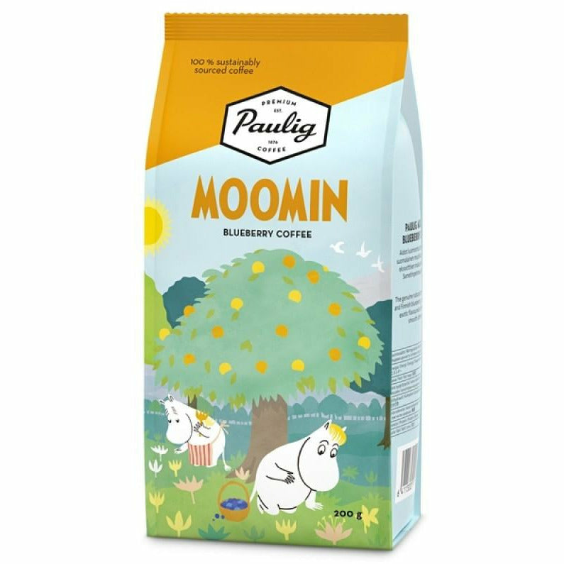 Moomin Blueberry Coffee Summer by Paulig - The Official Moomin Shop