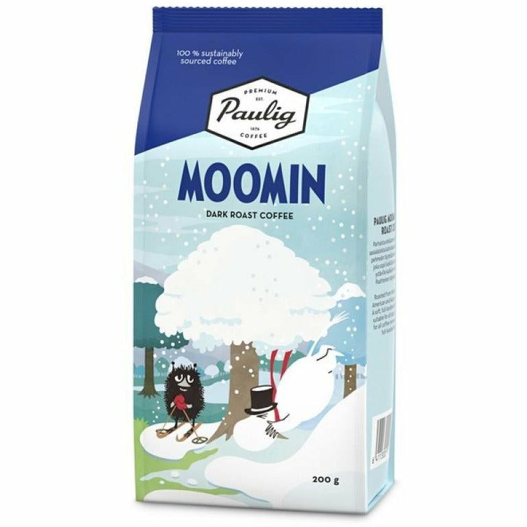 Moomin Coffee dark roast Winter by Paulig - The Official Moomin Shop