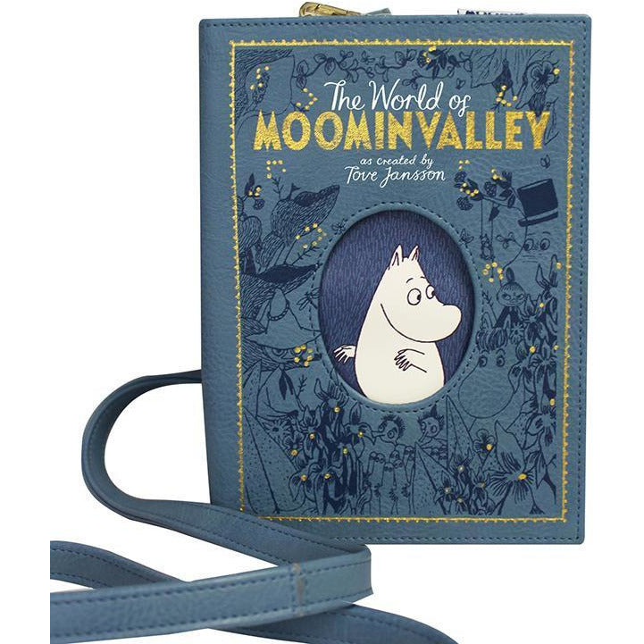 "Moomin ""The World of Moominvalley"" Bag - Disaster Design - The Official Moomin Shop"