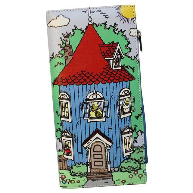 Moominhouse Wallet - Disaster Designs - The Official Moomin Shop