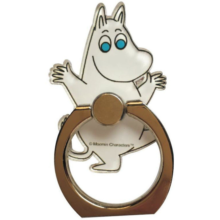 Moomintroll Phone ring holder - TMF Trade - The Official Moomin Shop