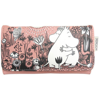 Moomin Love wallet by Disaster Designs