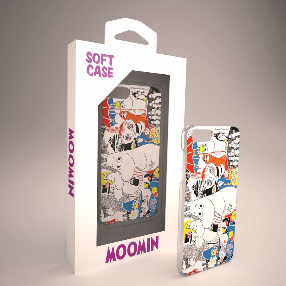 "Moomin ""Friends"" Phone Soft Case - Docover - The Official Moomin Shop"