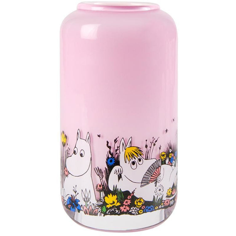 A moment together vase by Muurla - The Official Moomin Shop