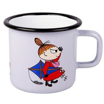 Little My mug 2,5 dl white - The Official Moomin Shop