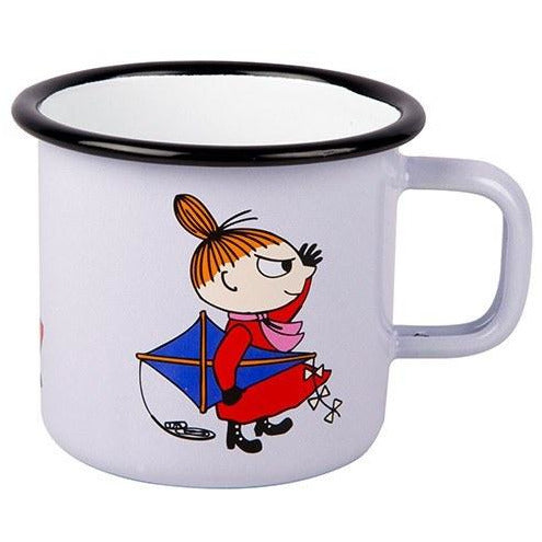 Little My mug 3,7 dl white - The Official Moomin Shop