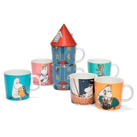 Moomin 70 years Special Edition mug by Arabia - The Official Moomin Shop