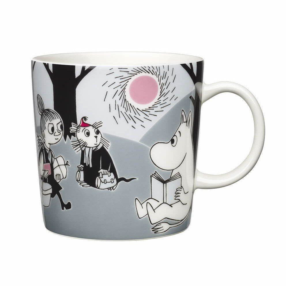 "Moomin ""Adventure Move"" Mug - Arabia - The Official Moomin Shop"