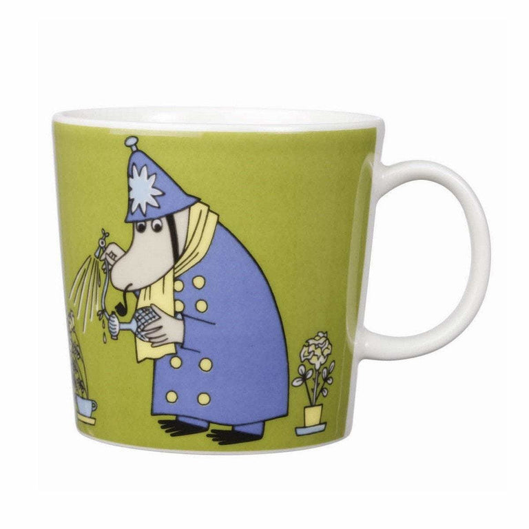 Moomin Inspector mug by Arabia - The Official Moomin Shop